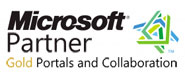 Microsoft Gold partner for Portals