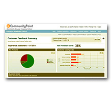 See customer feedback at a glance